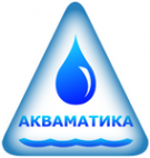 Логотип компании АКВАМАТИКА